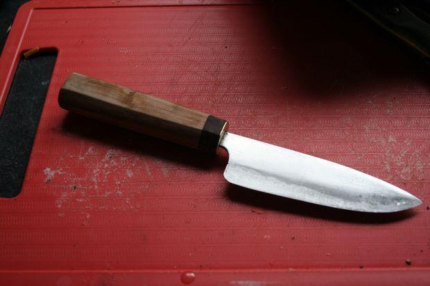 Нож из пильного диска