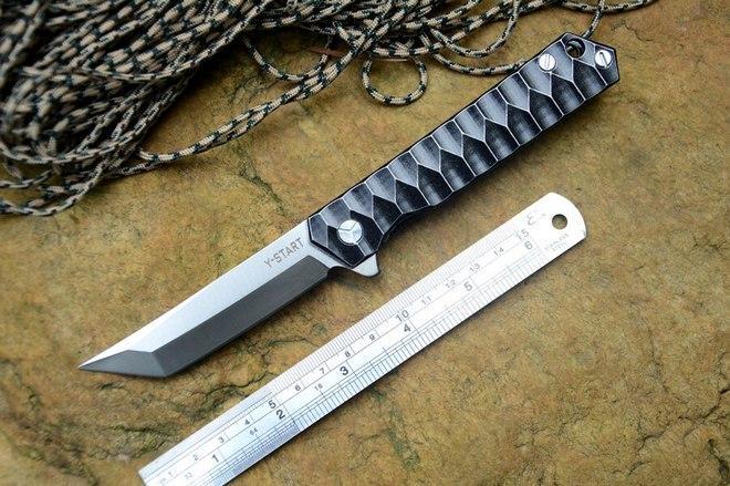 Нож из титана