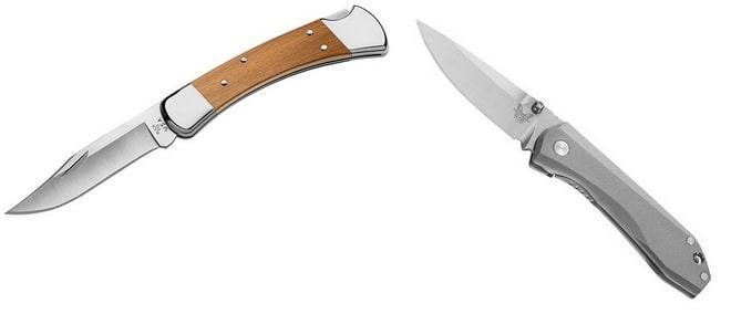 Ножи из CPM S30V