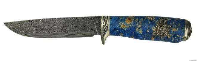 Нож из Дамасска