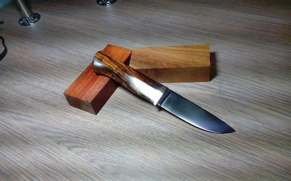 Рукоять для ножа