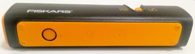 Точилка для ножей Fiskars вид снизу