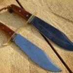Варианты готовых ножей Боуи