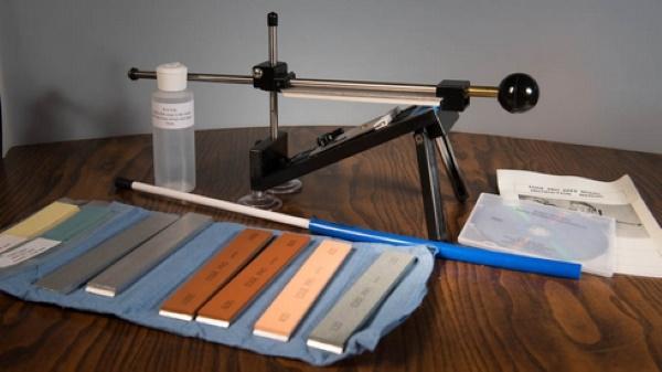 Cтанок Apex для заточки ножей комплект