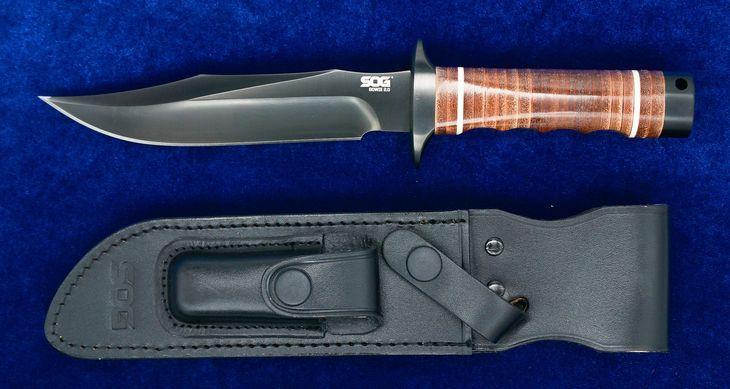Нож Боуи от компании SOG Tech Bowie 2 SG