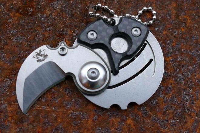 Нож-брелок