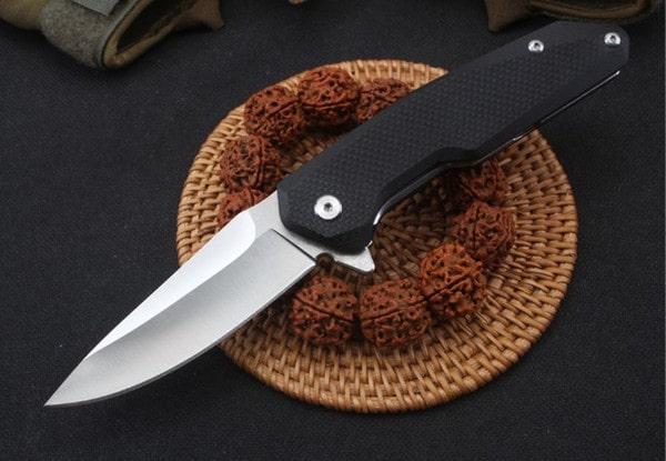 Нож из стали high-end