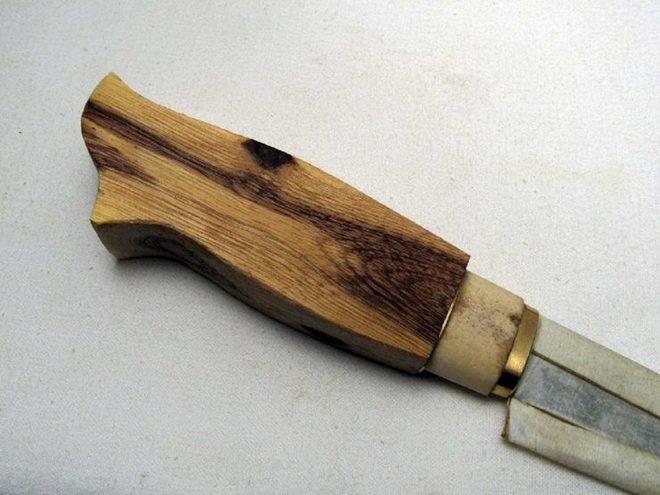 Рукоять ножа