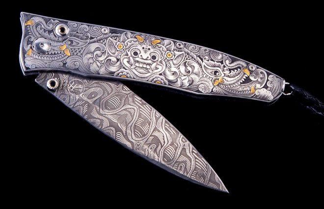 GENTAK MAKARA KNIFE