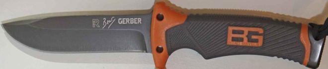 Нож Беара Гриллса адаптированный для российского рынка