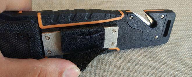Ножны ножа Ганзо G8012 стропорез и точило