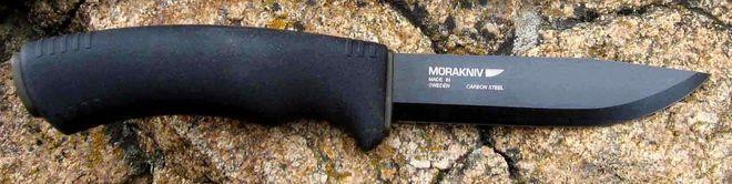 Нож Мора Бушкрафт от Мораквин
