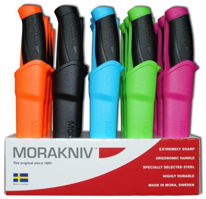 Ножи Companion MG различной расцветки