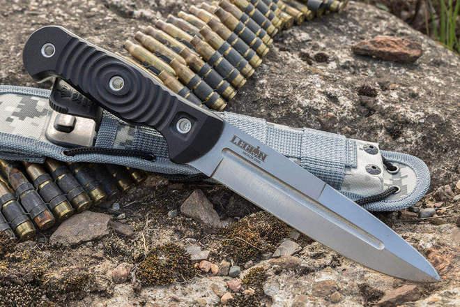 Нож из Niolox
