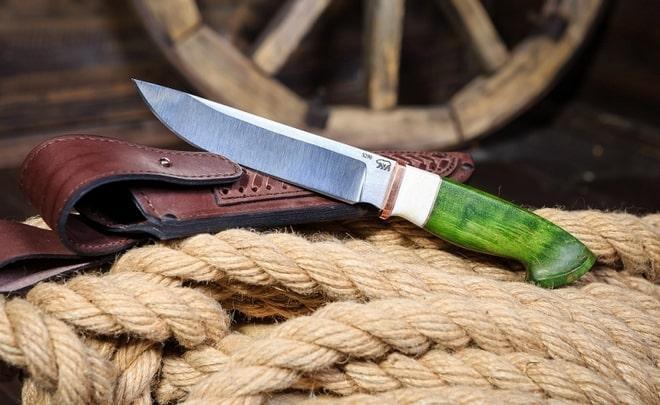 Нож из стали S290