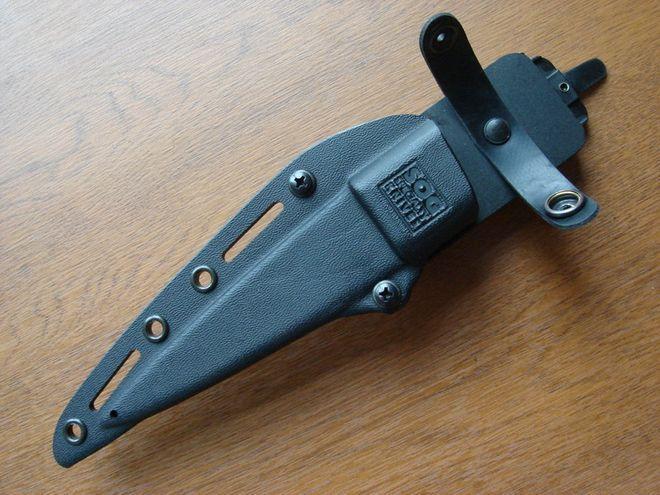 Ножны из кайдекса для ножа Пентагон