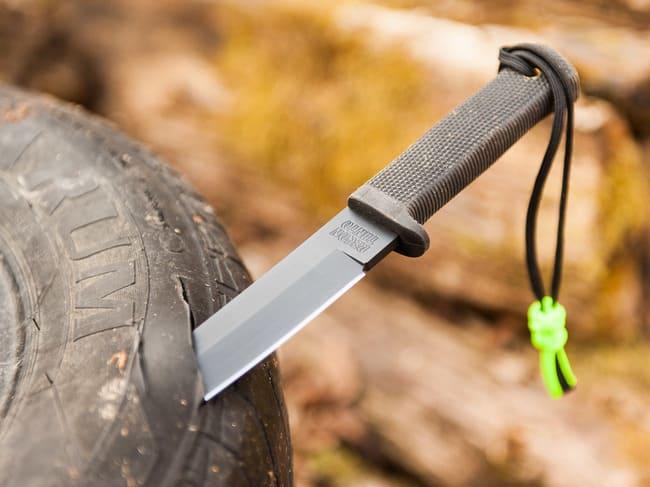 Нож из стали