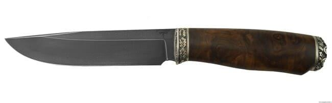 Нож из двухфазного сплава