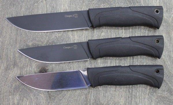Ножи Стерх 1 и Стерх 2