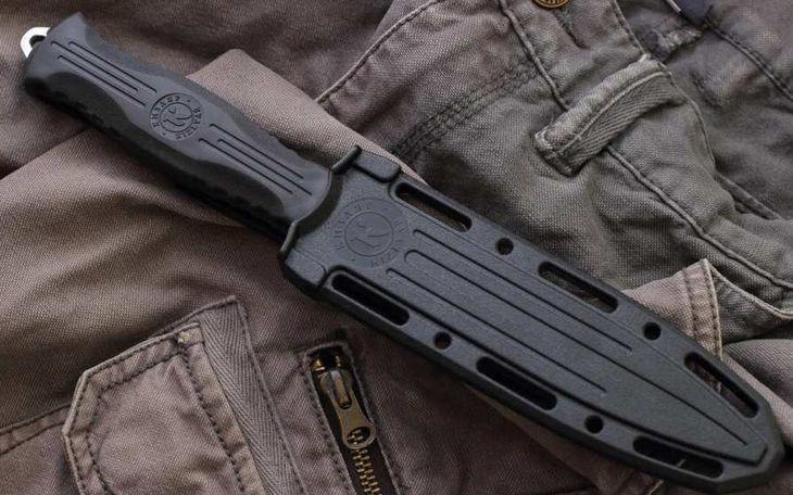 Нож НР 18 от Кизляра в ножнах