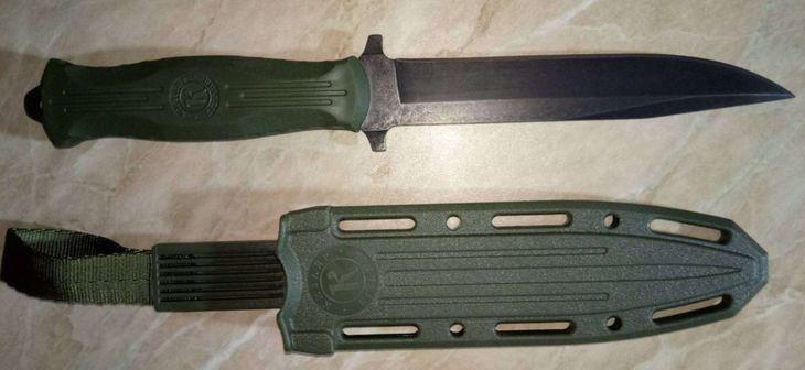 Нож НР 18 Кизляр с ножнами