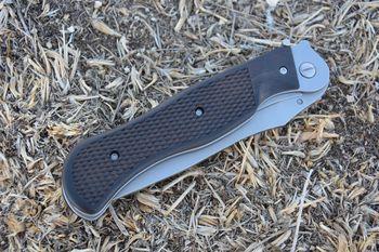 Нож Офицерский в сложенном виде