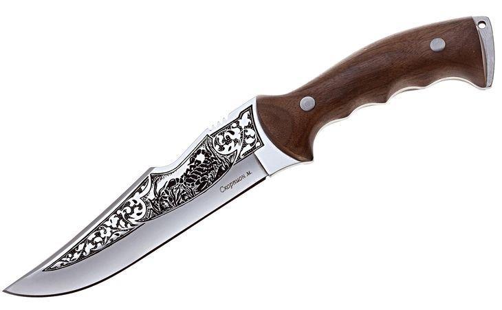 Нож Скорпион Кизляр большой