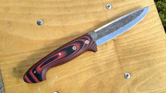 Нож из быстрореза