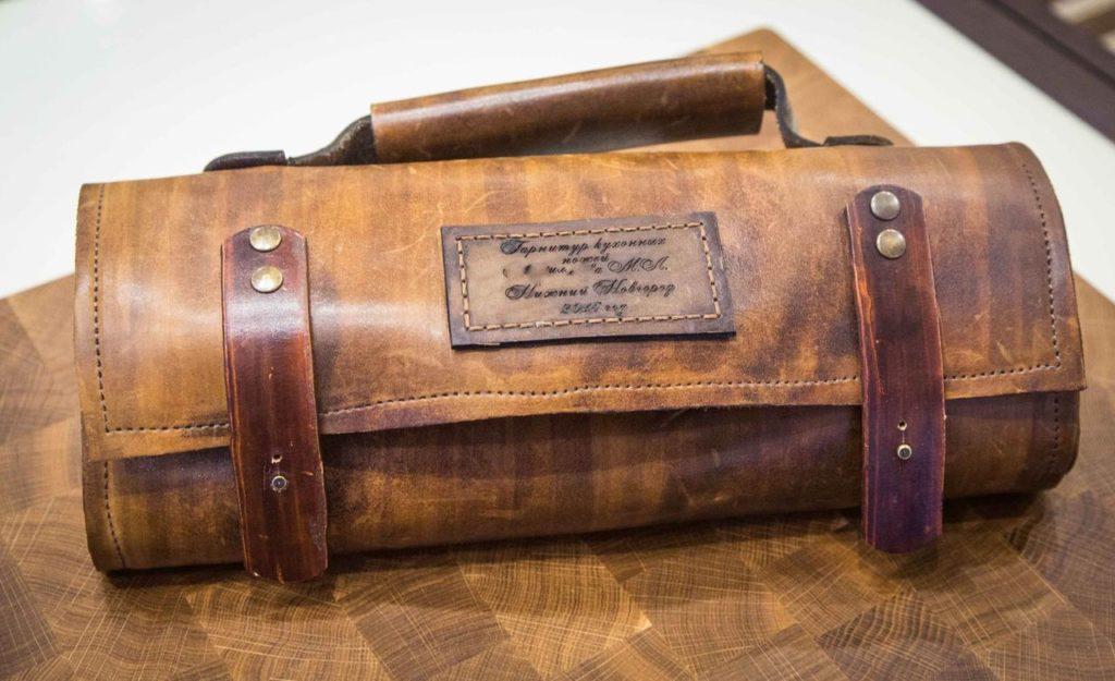 сумка для ножей своими руками.