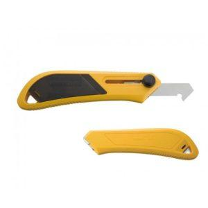 Выдвижной нож для пластика.