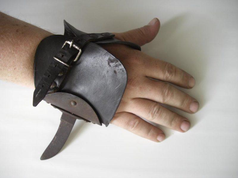 нож для убийства сербов.