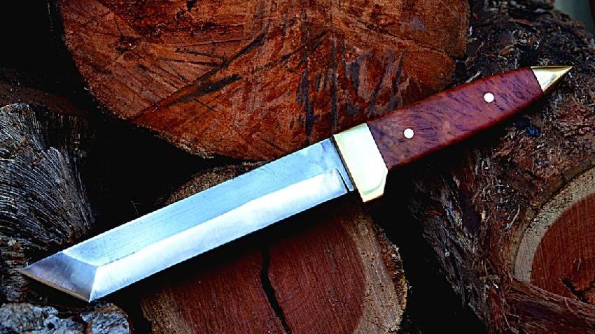 американский траншейный нож.