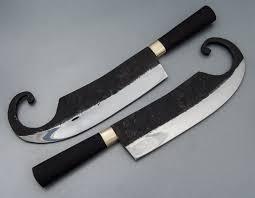 гиймякеш или габалинский нож.