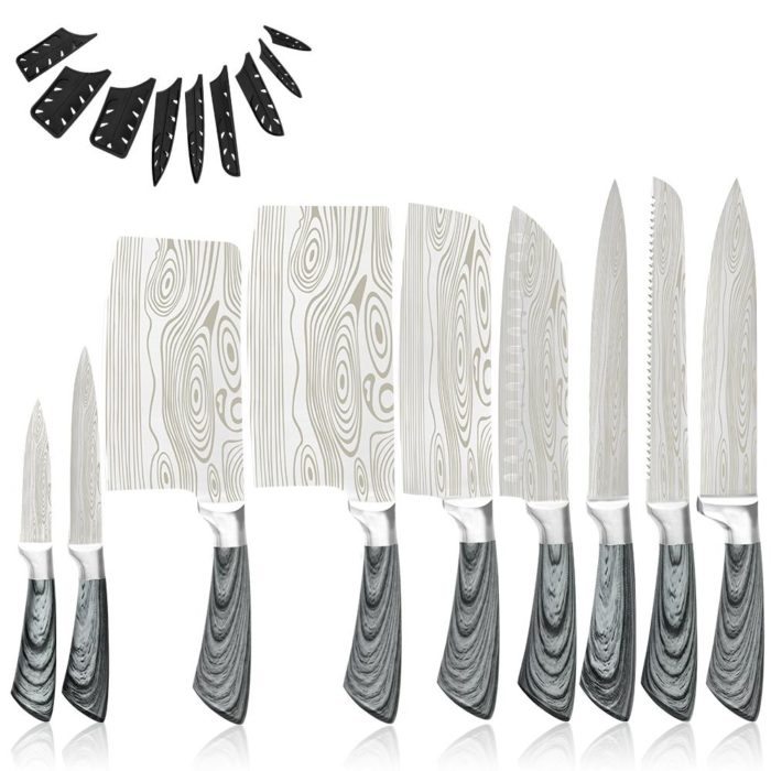 ножи Kiomo.