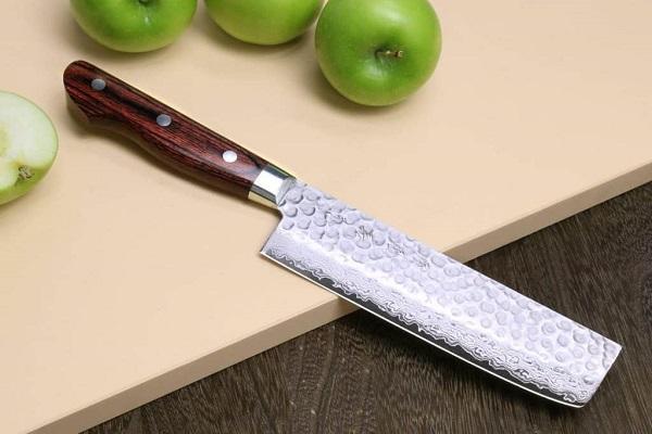 нож накири.