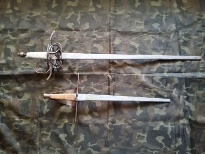 меч дага.