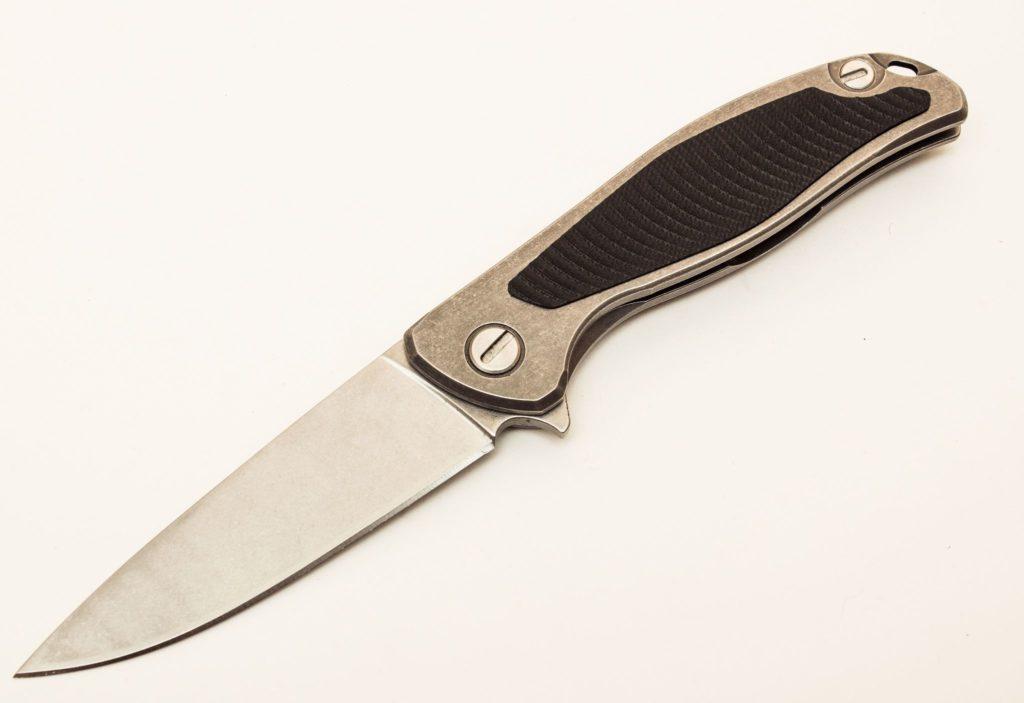нож флиппер.