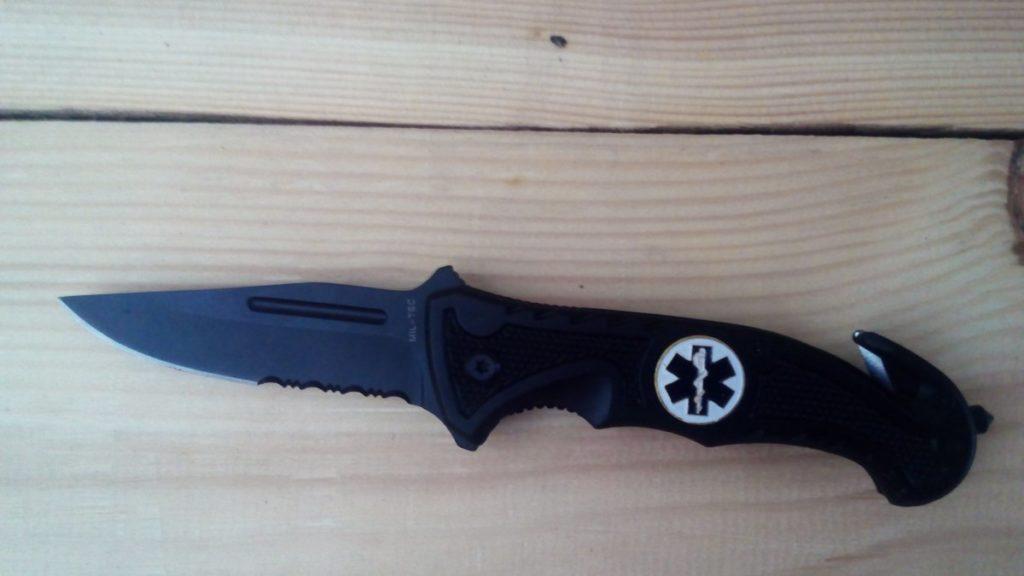 что такое нож спасателя.