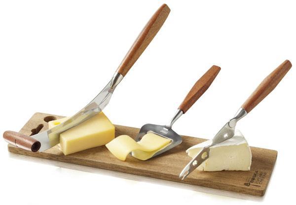 как выбрать нож для сыра.