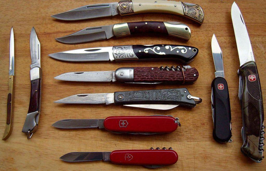 что такое перочинный нож.