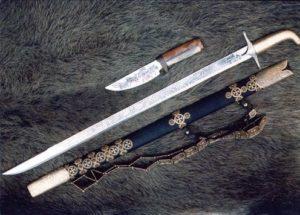 ножи народов кавказа.