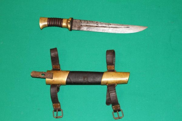 Нож пластуна, он же казачий.