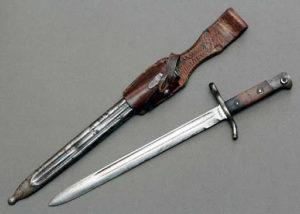 штык нож первой мировой.