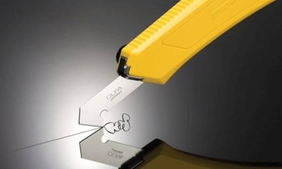 нож для резки оргстекла.