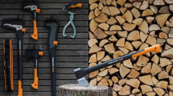 Колун для дров.