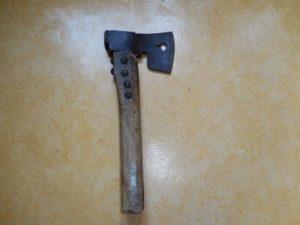 Боевой топор аланов.