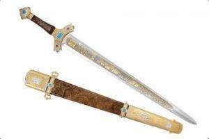 Славянский меч.