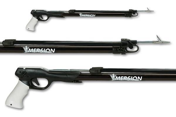 Ружье для охоты под водой.