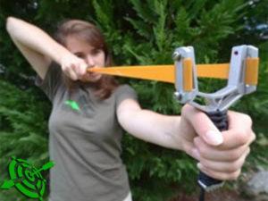 Как сделать рогатку своими руками.