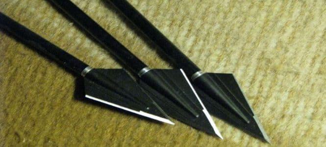 Как сделать наконечники для стрел.
